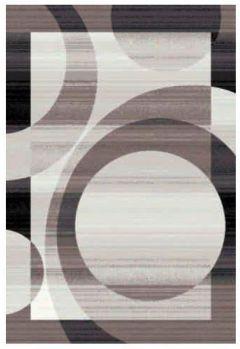 Μοντέρνο χαλί 3182 Grey