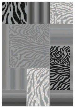 Μοντέρνο χαλί 7070 Grey