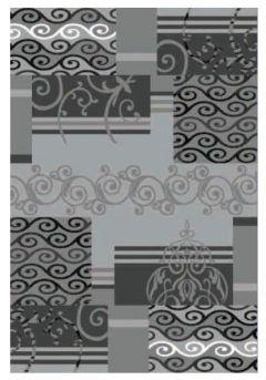 Μοντέρνο χαλί 7074 Grey