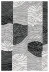 Μοντέρνο χαλί 7086 Grey