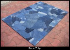 Μοντέρνο χαλί Denim Tight